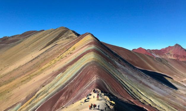 Ultimate Rainbow Mountain Peru Trekking Guide