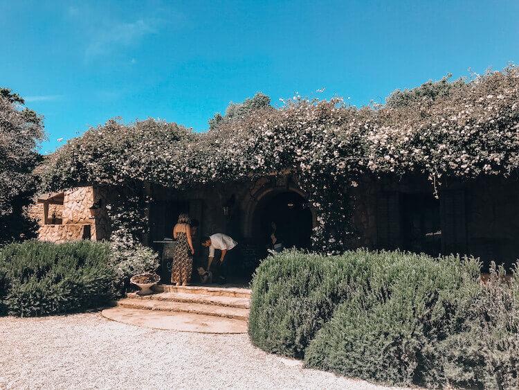 Sunstone Vineyards in Santa Ynez Valley