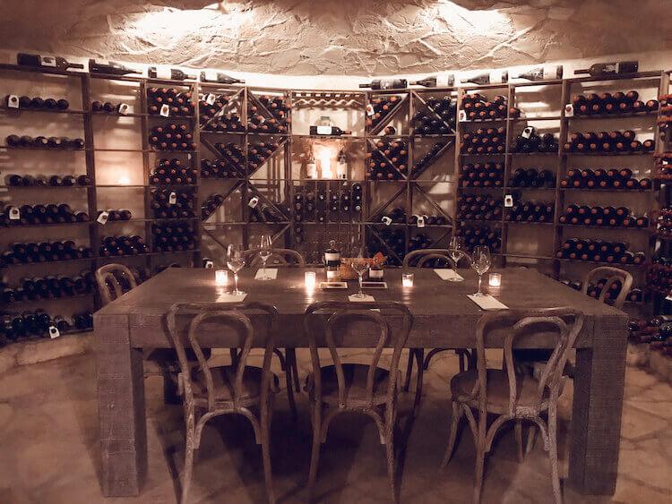 Sunstone Vineyards winery