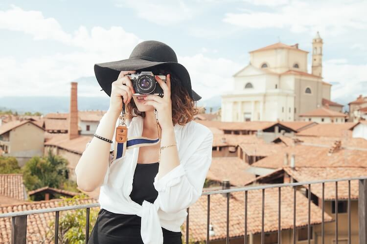 photographer traveling the world