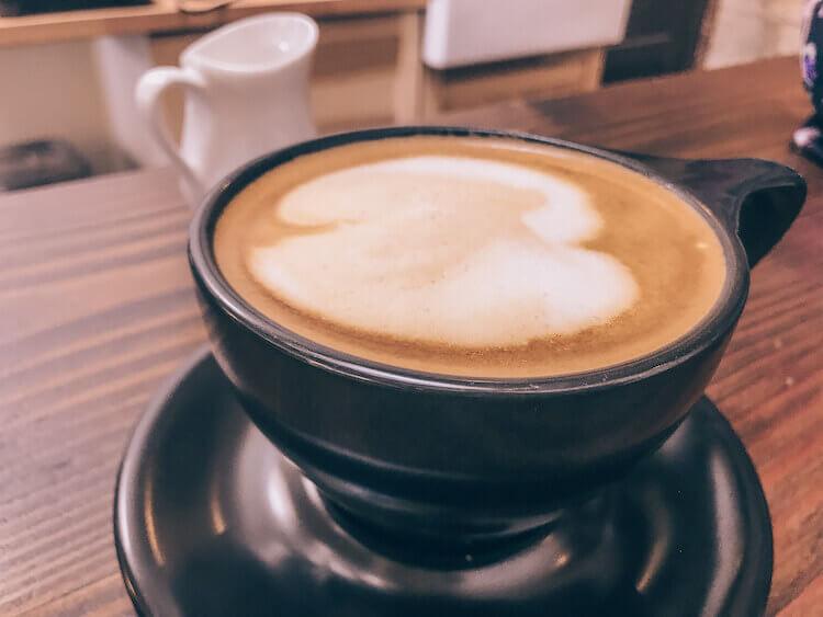 Sterling Coffee in Portland, Oregon