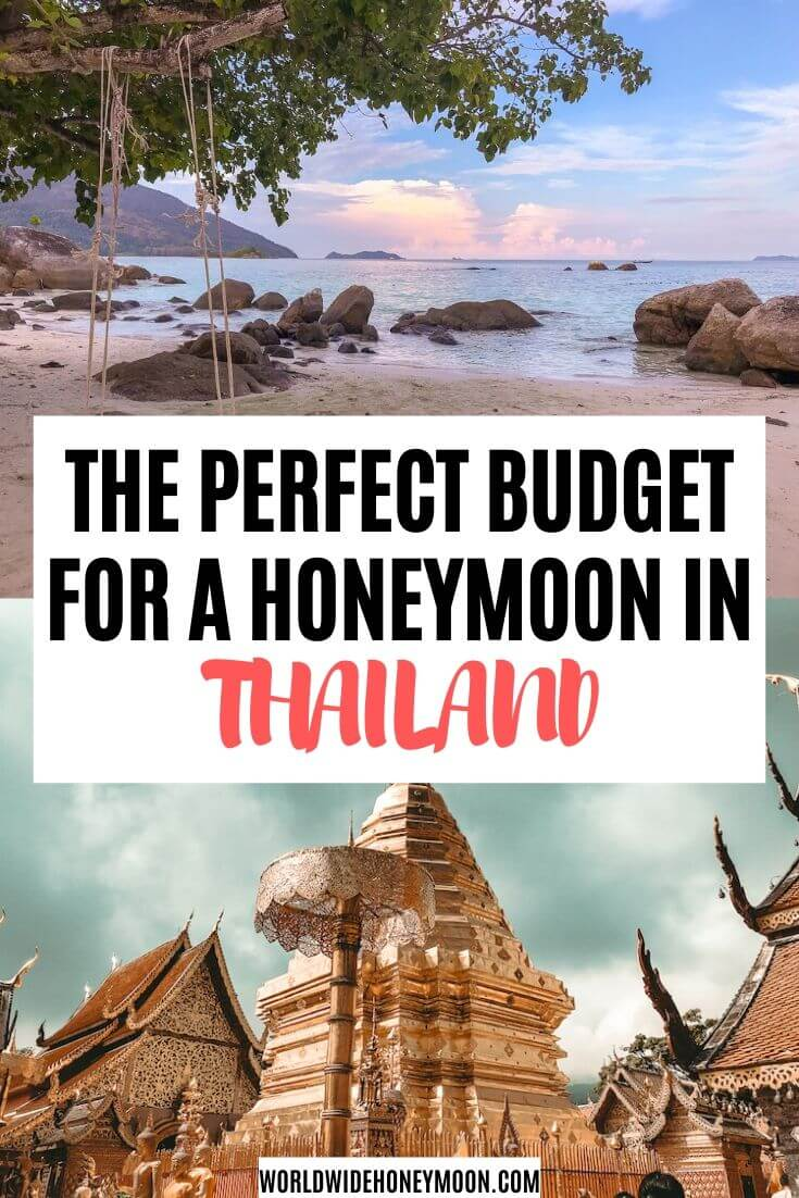 The Perfect Budget for a Honeymoon in Thailand _ Thailand Honeymoon Cost _ Thailand Travel Tips _ Thailand Honeymoon Resorts _ Thailand Honeymoons _ Thailand Food and Travel