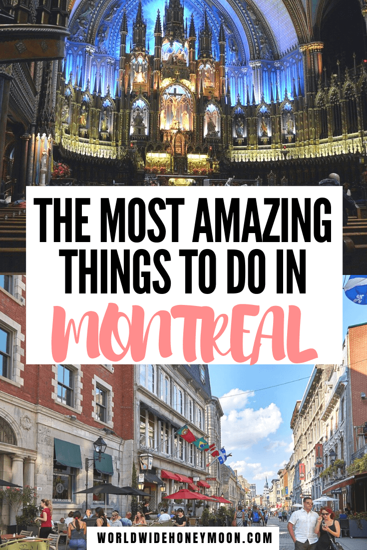 3 Days in Montreal | 3 Days in Montreal Canada | Montreal Canada 3 Days | Montreal Canada Itinerary | Montreal Travel | Weekend in Montreal | Weekend in Montreal Things to do in | Things to do in Montreal | Montreal Girls Weekend | Montreal Weekend Trip | Bachelorette Party in Montreal | Montreal Travel Guide | Montreal Weekend Getaway | Montreal Travel Tips #montreal #canada #quebec #montrealcanada