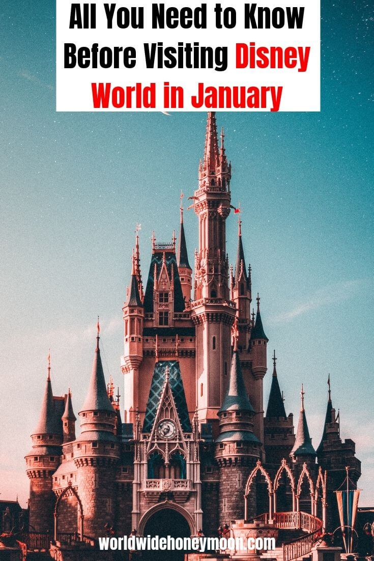 All Need to Know Before Visiting Disney World in January