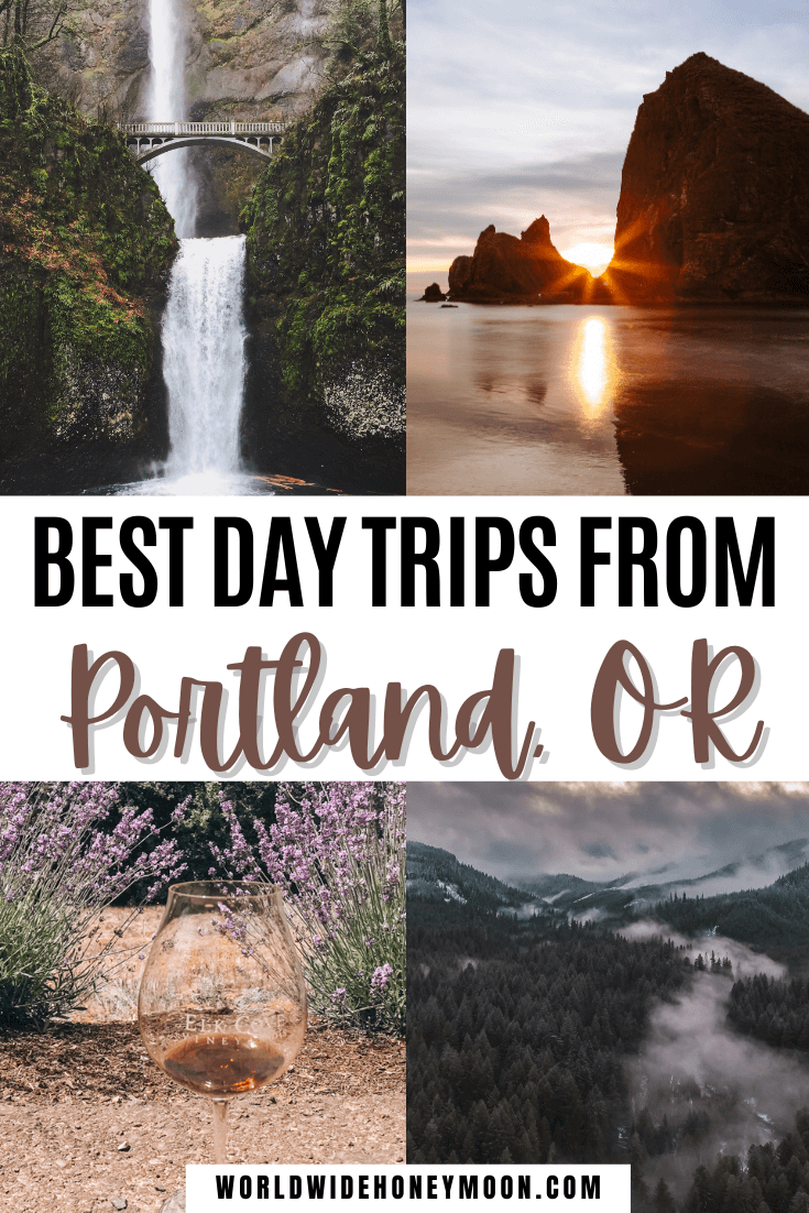 The best Portland day trips you'll love | Best Day Trips From Portland Oregon | Portland Day Trips Tours | Portland Oregon Day Trips | Willamette Valley Oregon | Multnomah Falls Oregon | Oregon Coast Day Trip | Mt Hood Oregon | Portland Day Trips Summer | Portland Day Trips Winter | US Travel Destinations