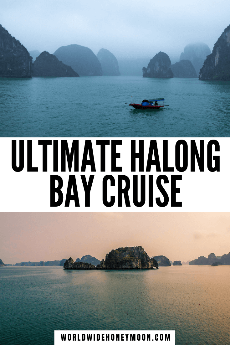 This is the best Halong Bay Cruise | What to do in Halong Bay, Vietnam | Halong Bay Cruise Luxury | Halong Bay Vietnam Photography | Halong Bay Cruises | Halong Bay Cruise Tips | Halong Bay Cruise Boats | Bai Tu Long Bay Cruise Vietnam | Halong Bay Itinerary | Bai Tu Long Bay Vietnam