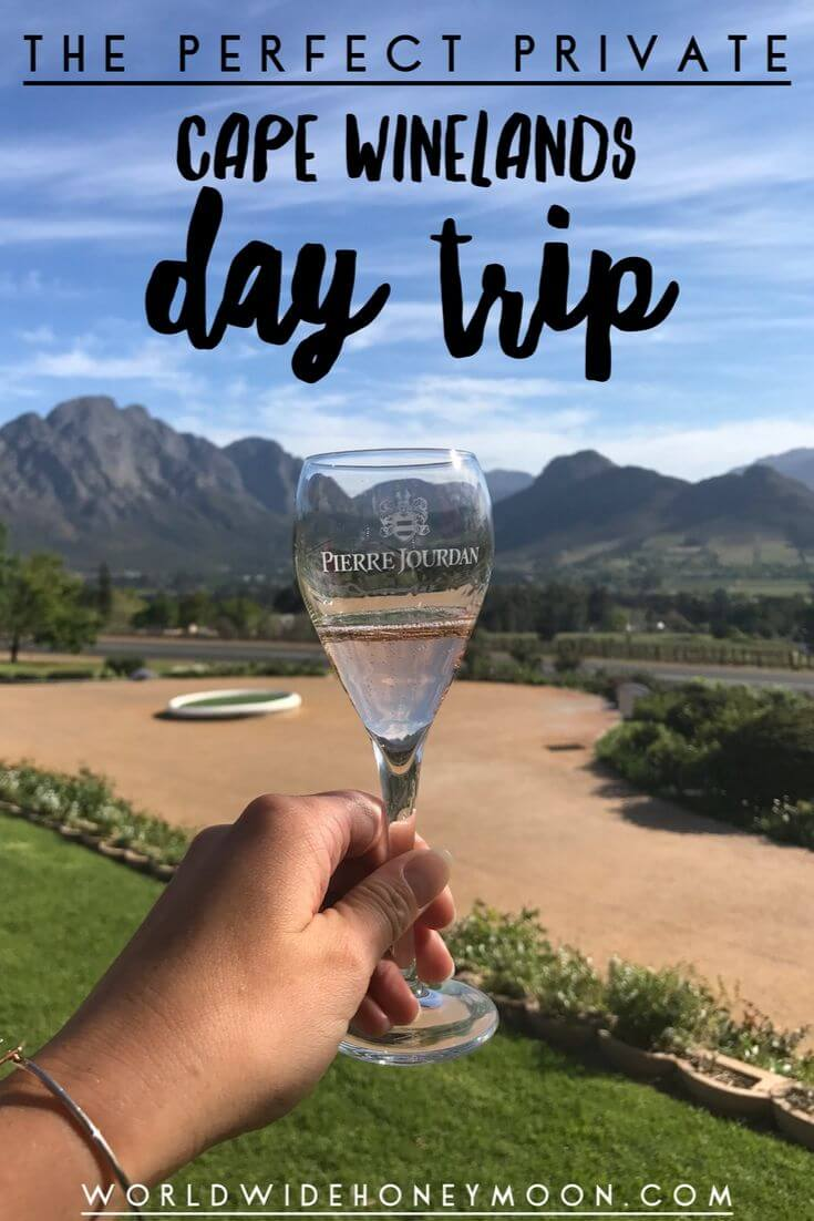 The Perfect Private Cape Winelands Day Trip