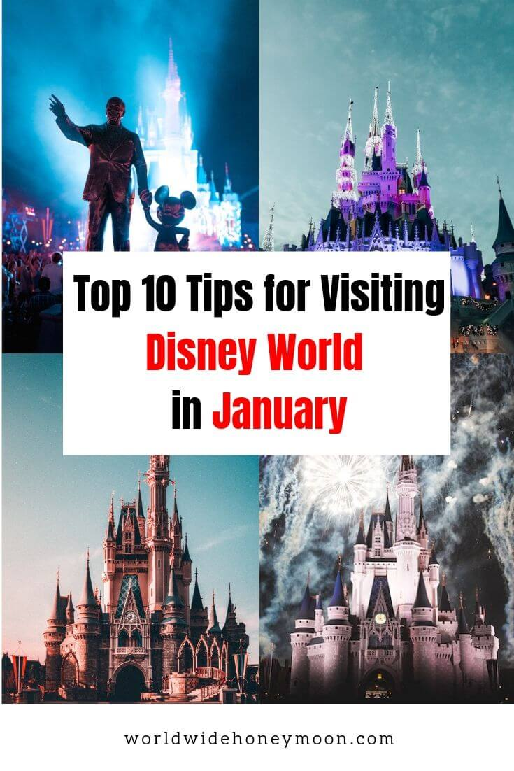 Top 10 Tips for Visiting Disney World in January