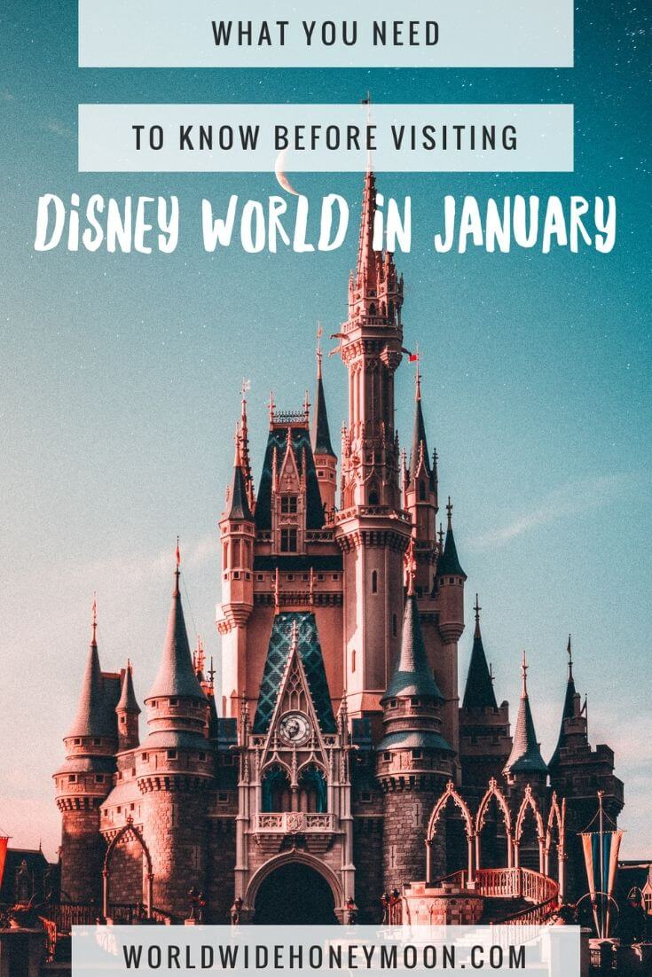 What you need to know before visiting Disney World in January