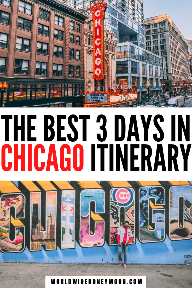 This is how to spend the perfect weekend in Chicago | 3 Days in Chicago | Chicago 3 Days | Chicago Itinerary 3 Days | Chicago Things to do | Things to do in Chicago | Chicago Photography | Where to Eat in Chicago | Chicago Travel Guide | Chicago Itinerary | Chicago Neighborhoods | Chicago Activities | Chicago Attractions | Chicago Weekend Trip | Chicago Weekend Itinerary | US Destinations | North America Destinations