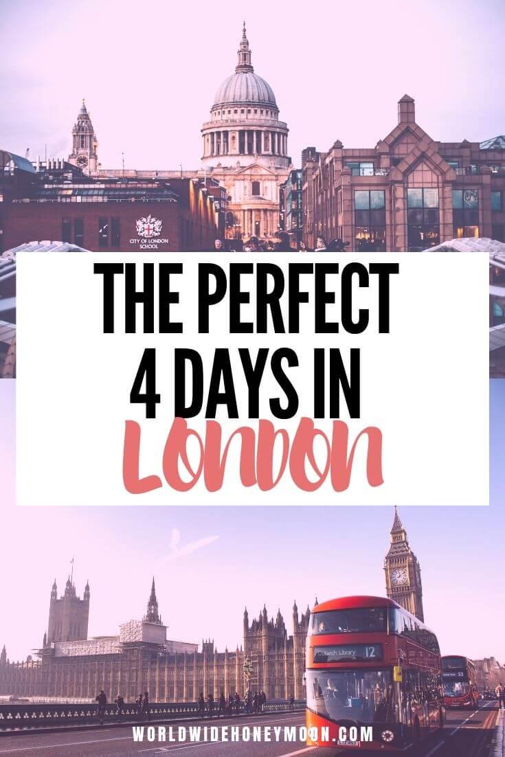 4 Days in London | 4 Days in London Itinerary | 4 Days in London Packing | London Itinerary 4 Days | London Itinerary First Time | London Photography | London Travel | London Travel Guide | London Travel Tips | London Travel Places | London England Travel #londonengland #unitedkingdom #uktravel #londontravel #couplestravel