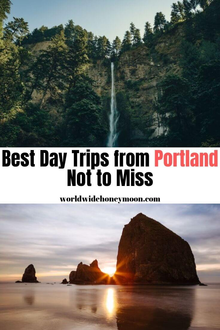 Best Day Trips from Portland Not to Miss