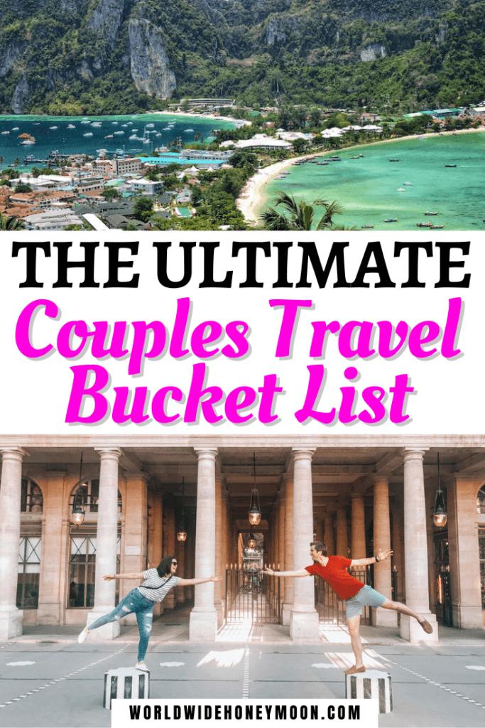 Couples Travel Bucket List (1)