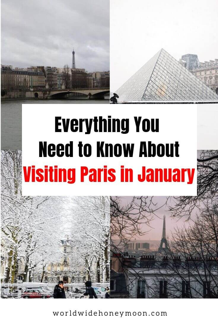 Everything You Need to Know About Visiting Paris in January