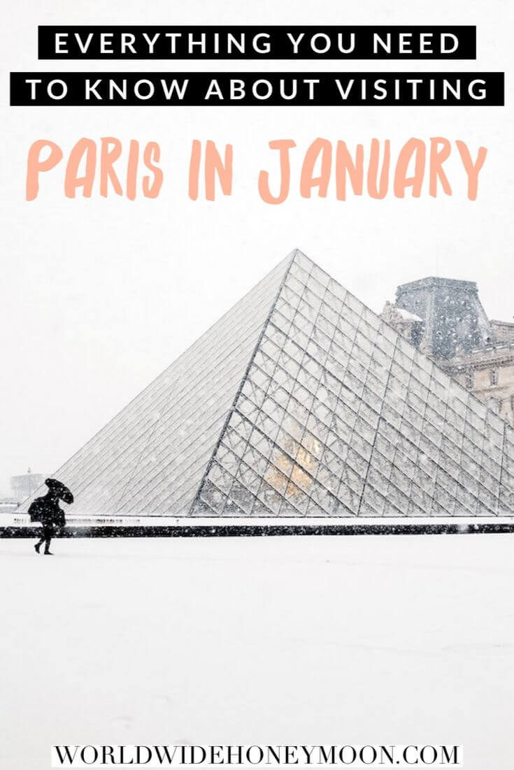 Everything to Know About Visiting Paris in January