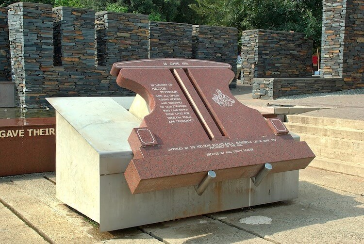 Hector Peterson Memorial in Soweto