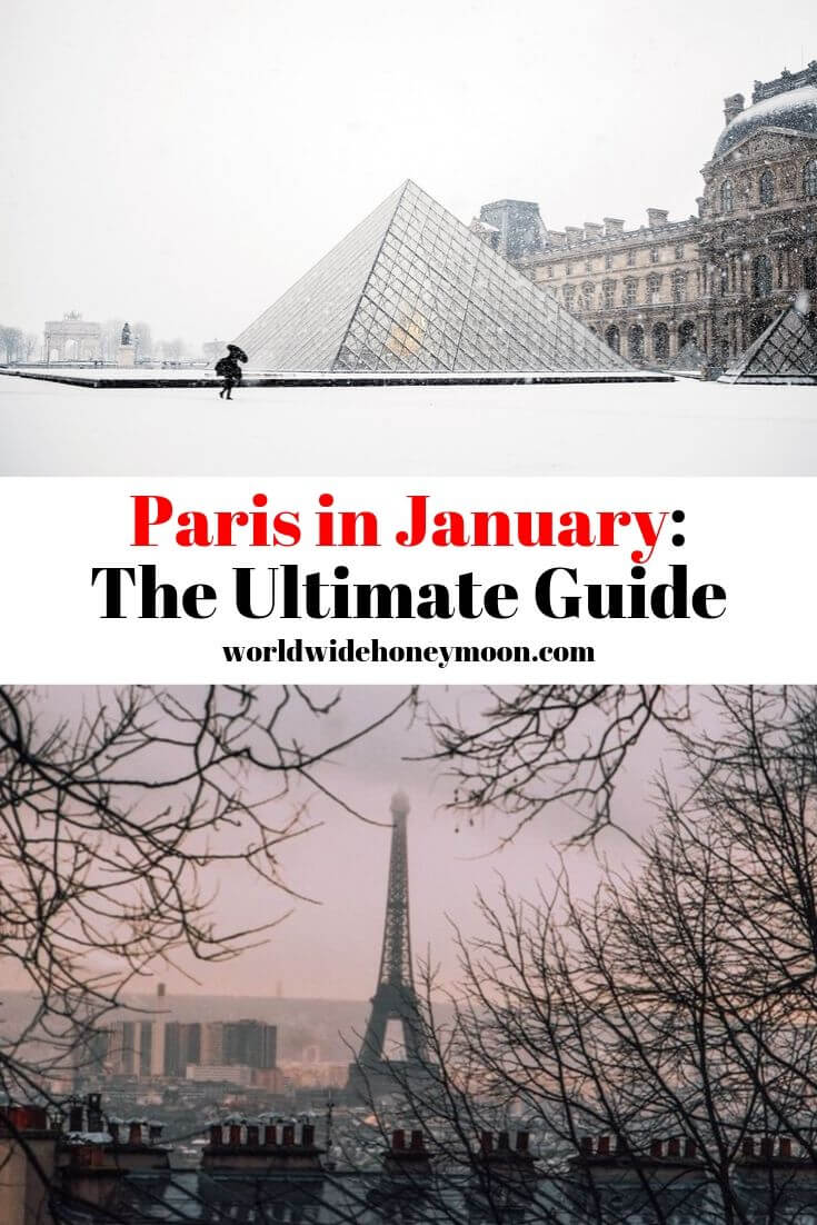 Paris in January- The Ultimate Guide