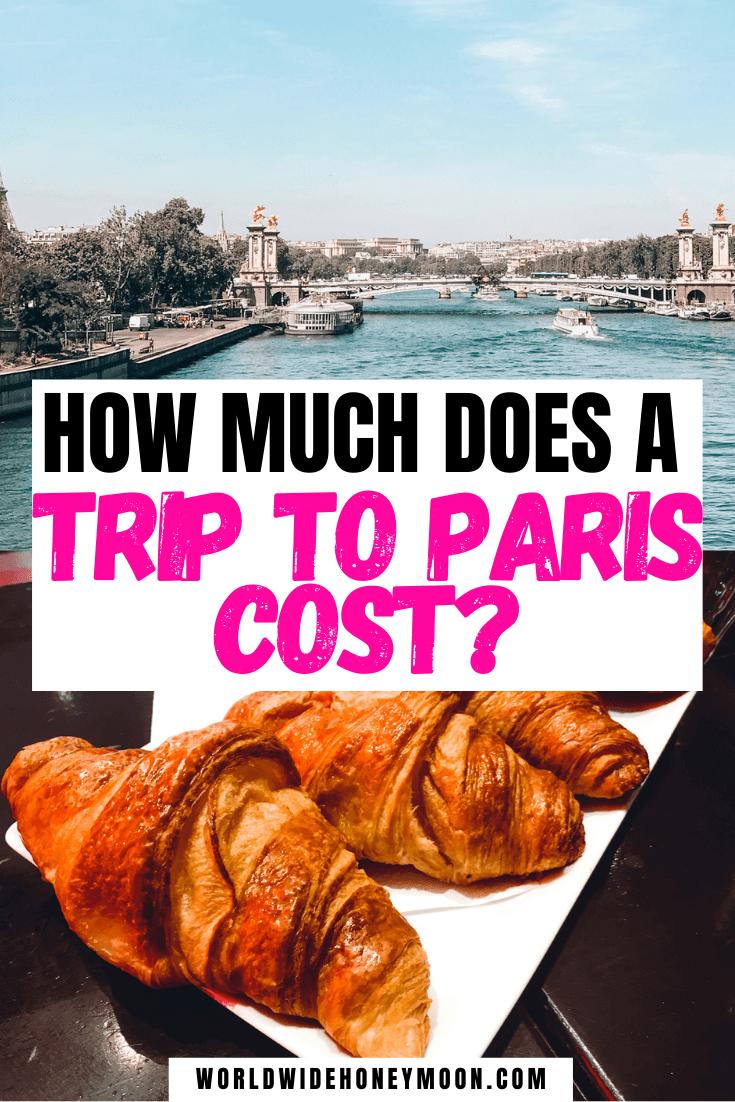 Trip to Paris Cost