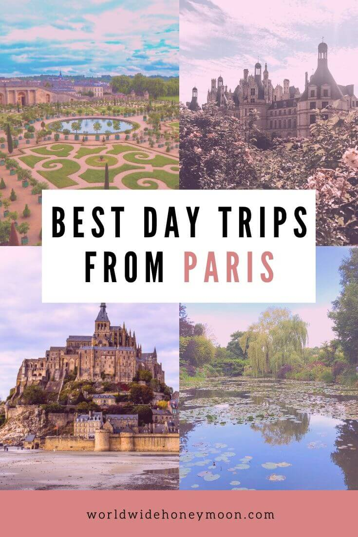 Best Day Trips from Paris