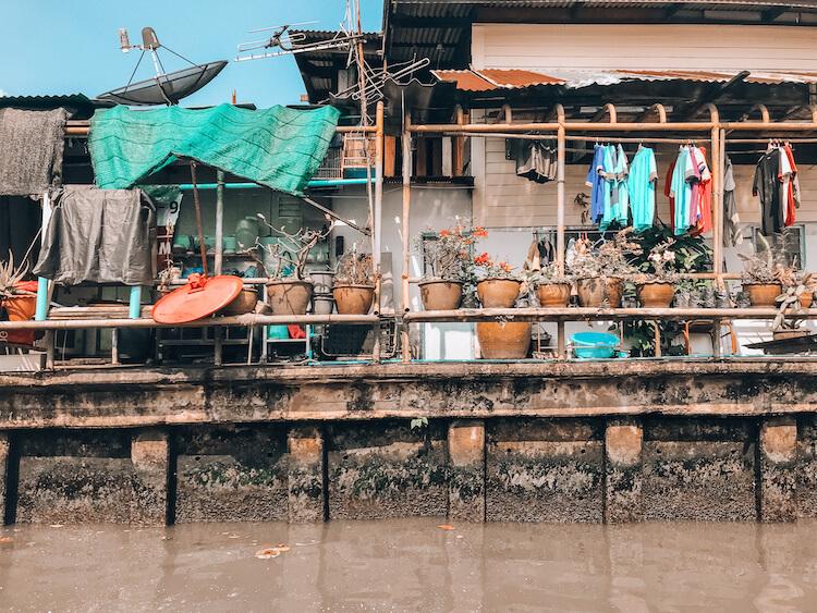Canals of Bangkok