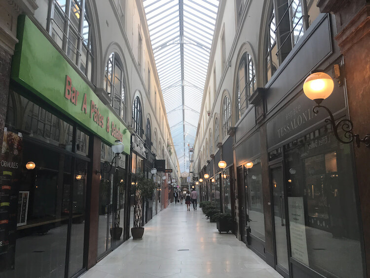 Covered market in Paris- Trip to Paris Cost and Perfect Budget for Paris
