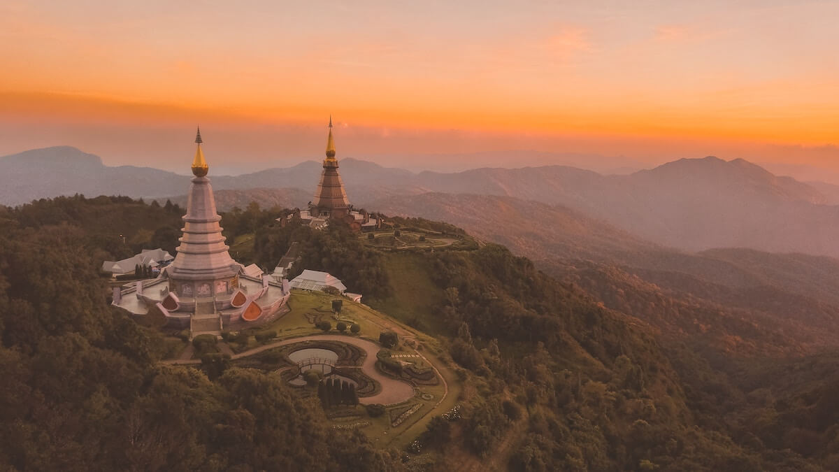Doi Inthanon National Park 10 Days in Thailand