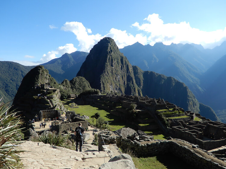 Exploring Machu Picchu from Cusco