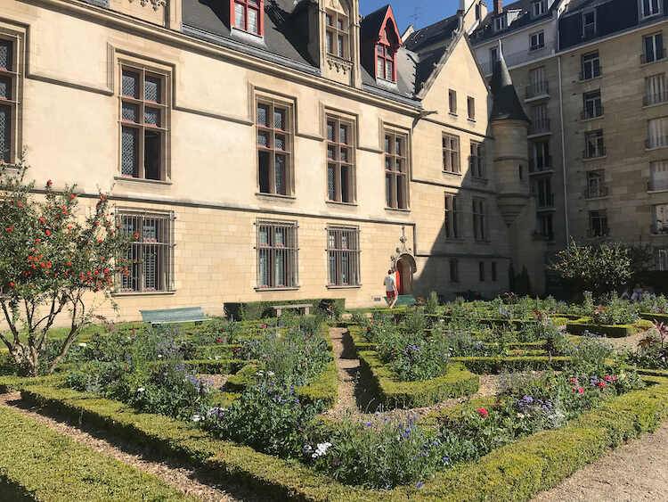 Exploring gardens in Paris- How Much does a trip to Paris cost-