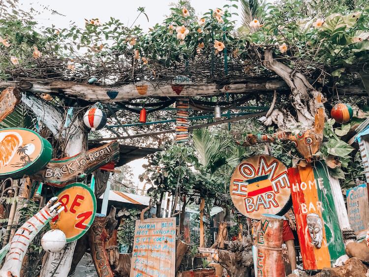 Home Bar on Koh Lipe