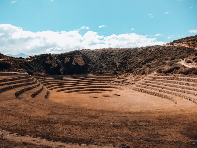 Moray Agricultural Terraces from Cusco