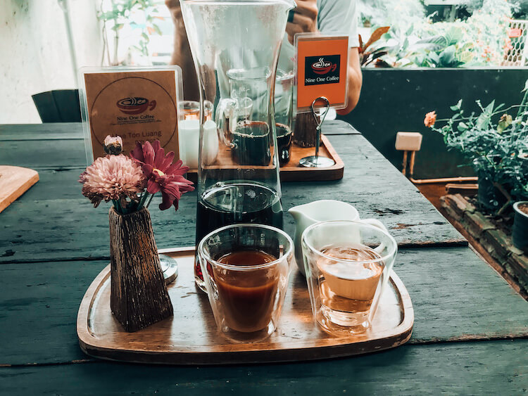 Nine One Coffee in Chiang Mai