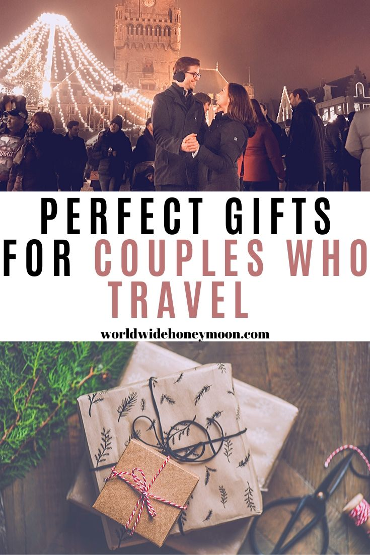 Perfect Gifts For Couples Who Travel