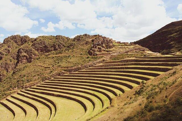 Pisac Ruins outside of Cusco