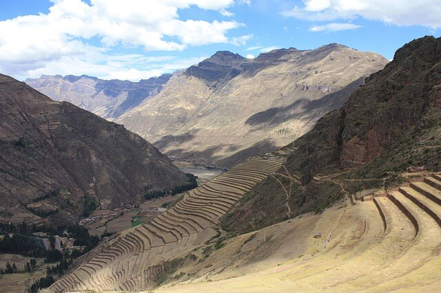 Pisac ruins- Best day trips from Cusco