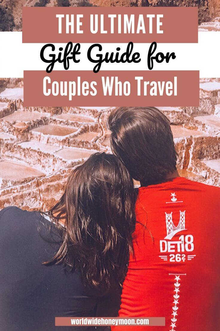 The Ultimate Gift Guide For Couples Who Travel