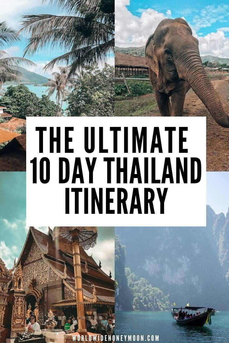Where to go in Thailand - Thailand Travel Guide - Thailand Travel Itinerary - Honeymoon Thailand - Thailand Beaches - Travel in Thailand - Chiang Mai Thailand - Bangkok Thailand - Thailand Food and Travel