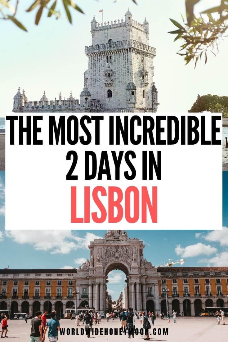 2 Days in Lisbon | 2 Days in Lisbon Portugal | Things to do in Portugal | Things to do in Lisbon | Lisbon Itinerary 2 Days | Lisbon Portugal 2 Days | Lisbon Packing List | Lisbon Portugal Photography | Lisbon Portugal Food | 2 Day Lisbon Itinerary #lisbonportugal #lisboa #lisbon #portugaltravel