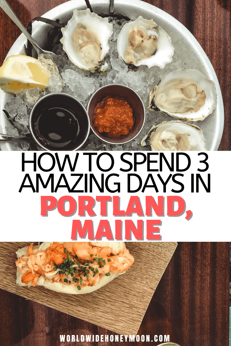 The best things to do in Portland Maine | 3 Days in Portland Maine | Portland Maine Travel Guide | Portland Maine Travel Tips | Portland Maine Restaurants | Portland Maine Itinerary | Portland Maine Photography | Portland Maine Packing List | Weekend in Portland Maine | USA Destinations| North America Destinations