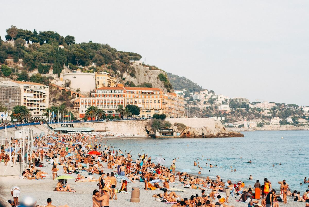 Beaches of Nice