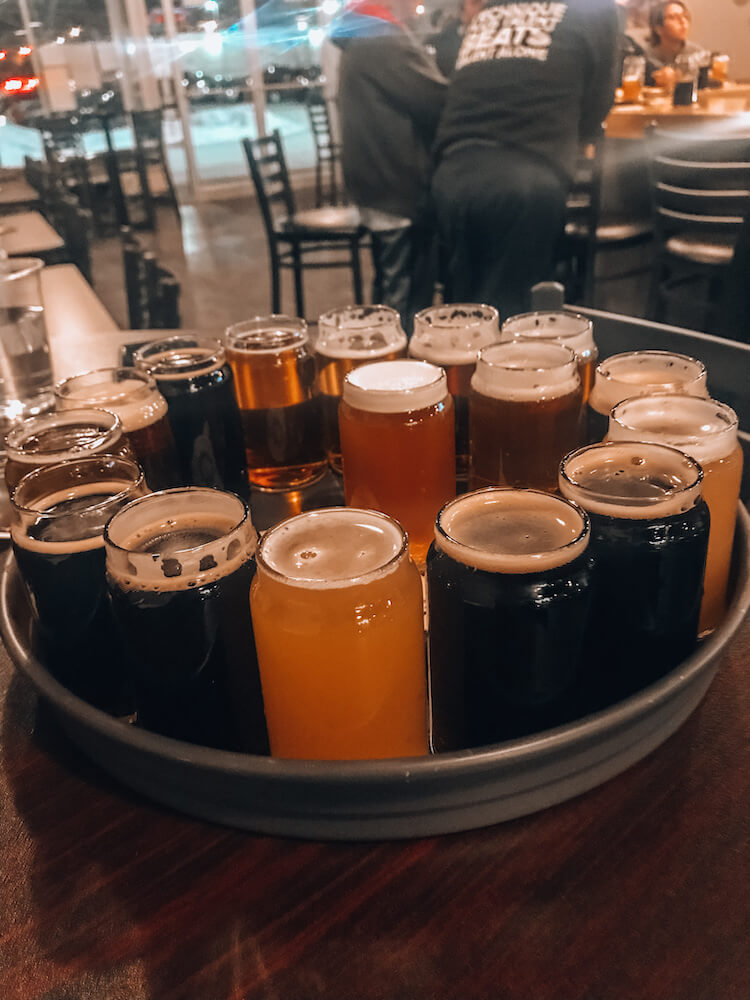 Breweries in Cleveland- things to do in Cleveland winter