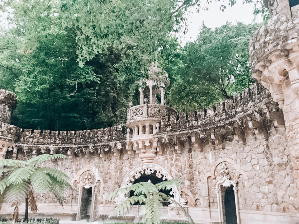 Exploring Sintra in Portugal