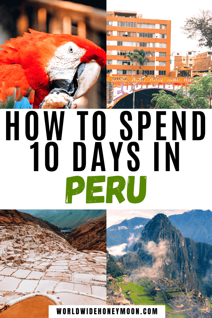 Peru 10 Days | Peru Itinerary 10 Days | 10 Days in Peru Packing | 10 Days in Peru Itinerary | Peru Travel Inspiration | Things to do in Peru | Peru Photography | Travel to Peru | Peru Travel Tips | Rainbow Mountain Peru | Lima Peru | Machu Picchu Peru | Cusco Peru | Adventure Travel | South America Destinations