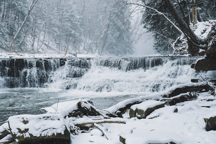 Mady Stoner Photo of Cleveland Metro Parks in Winter