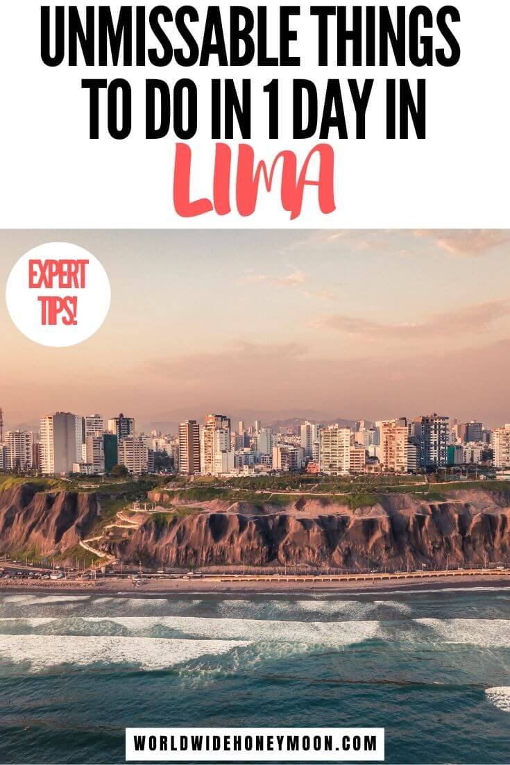 One Day in Lima Peru | Lima One Day | Lima Peru Itinerary | Thing to do in Lima Peru | Lima Peru Travel | Lima Peru Food | 1 Day in Lima | Lima 1 Day | 1 Day in Lima Peru #limaperu #lima #southamericatravel #couplestravel