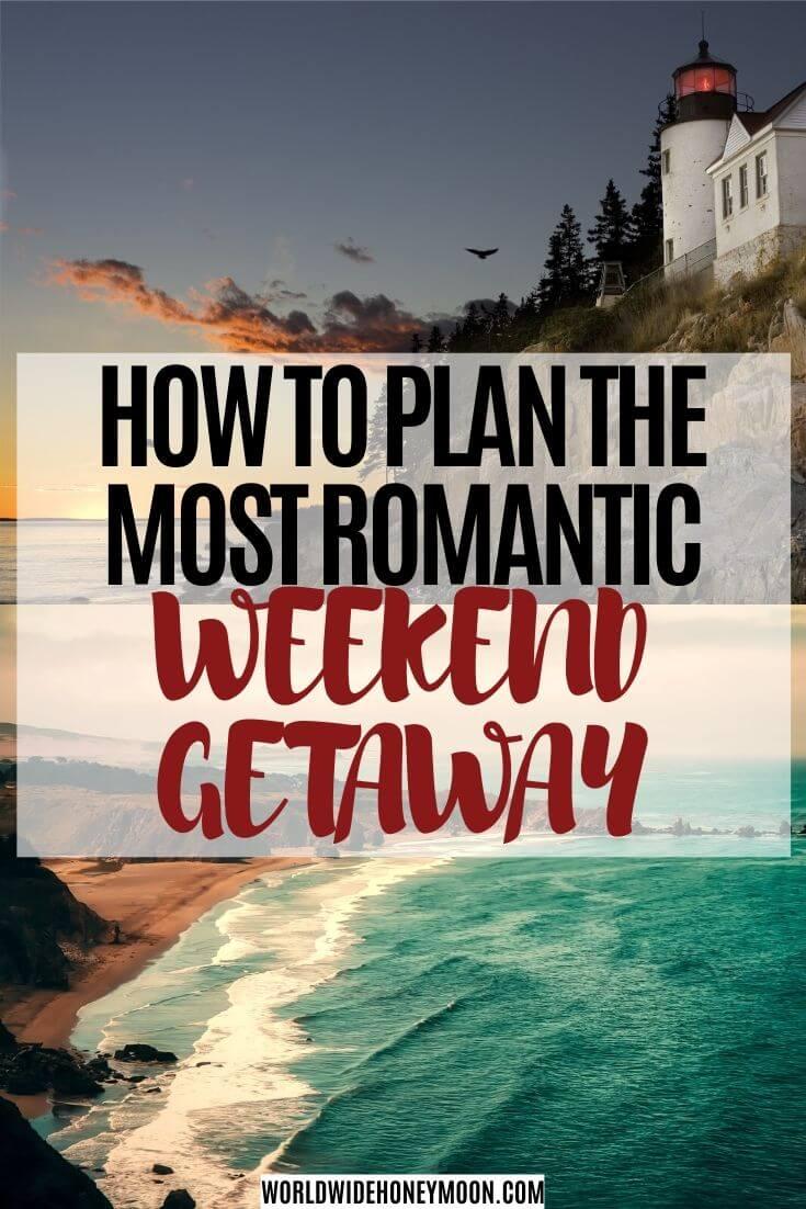 Romantic Weekend Getaways | Romantic Weekend Ideas | Romantic Weekend Getaways in the South | Romantic Weekend Getaways East Coast | Romantic Weekend Getaways in California | Romantic Weekend Getaways in the Midwest | Romantic Weekend #romanticweekend #romanticgetaway #romanticescape #couplestravel #usatravel