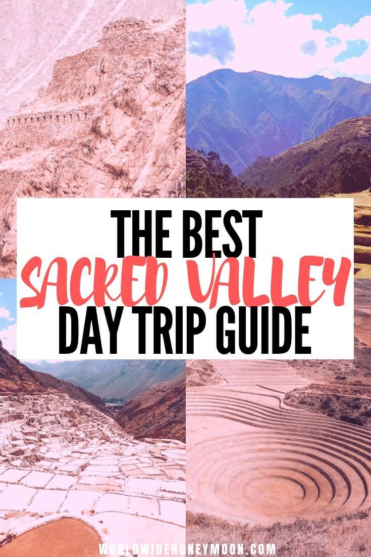 Sacred Valley Peru | Sacred Valley of the Incas | 1 Day in the Sacred Valley | Day Trips from Cusco | Maras Salt Mines Peru | Maras Peru | Moray Ruins Peru | Ollantaytambo Peru | Ollantaytambo Ruins | Cusco Day Trips | Sacred Valley Guide #sacredvalley #sacredvalleyperu #perutravel #southamericatravel