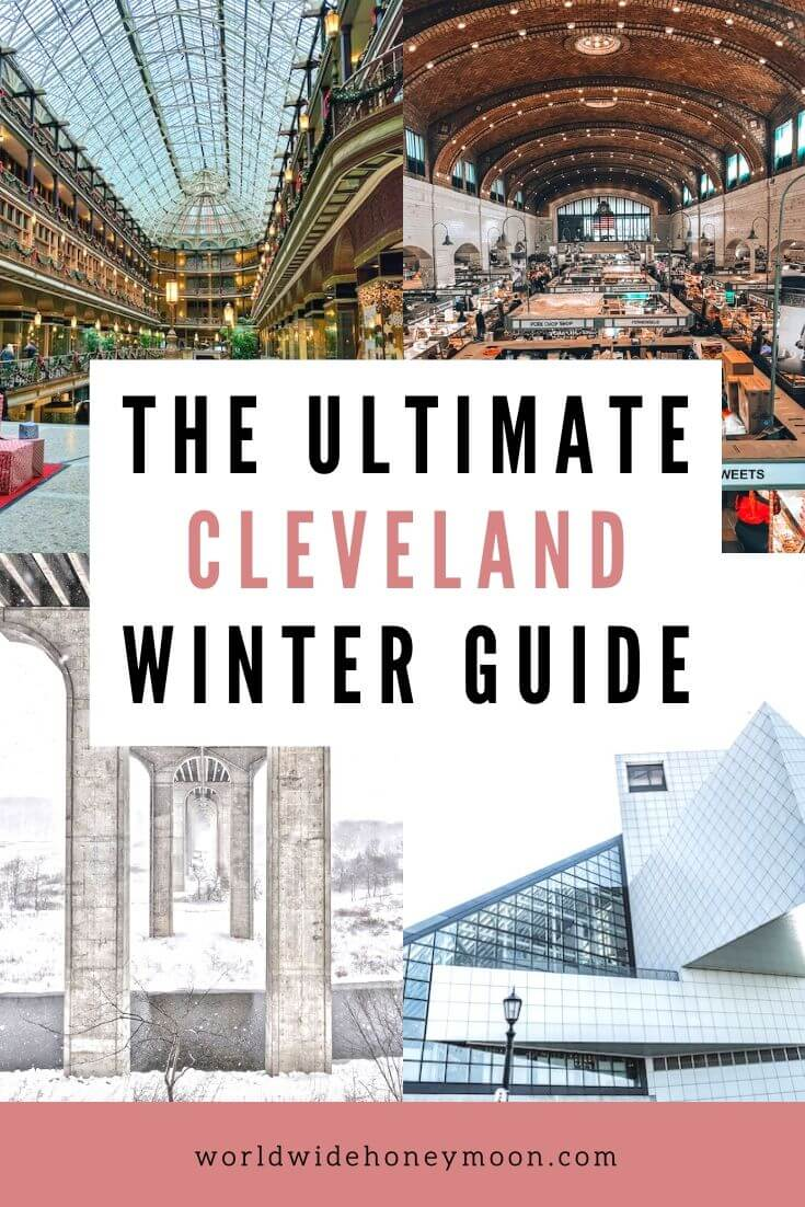 The Ultimate Cleveland Winter Guide - Top Things to do in Cleveland in Winter - Winter Guide for Cleveland