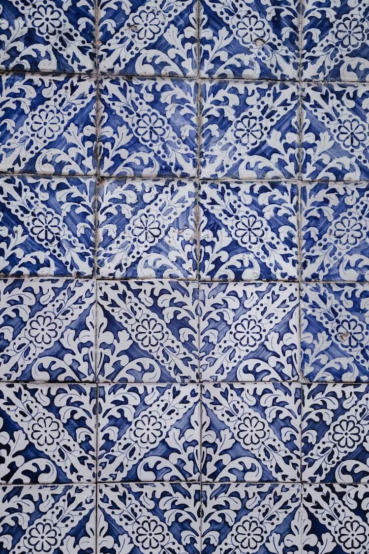 Tilework in Lisbon