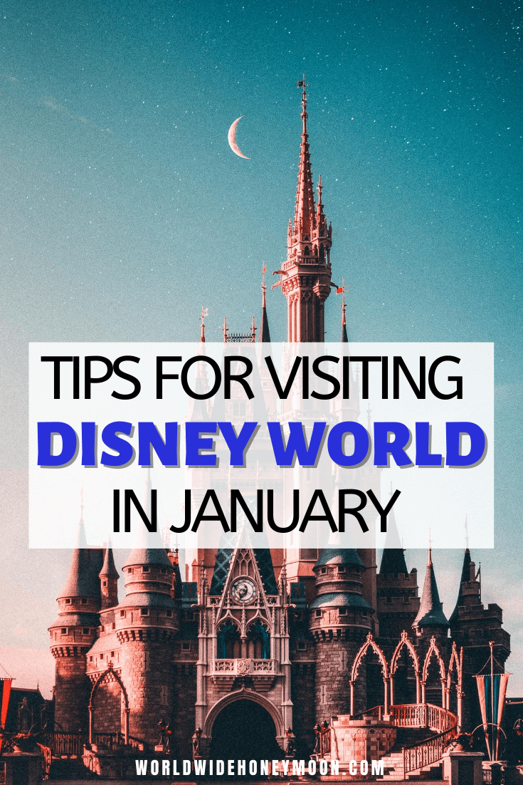 Pro tips for visiting Disney in January | What to wear to Disney in January | Disney World in January Outfits | Disney World Pictures | Disney World Tips and Tricks | Disney World in Winter | Disney World Tips for Adults | Epcot | Magic Kingdom | US Destinations