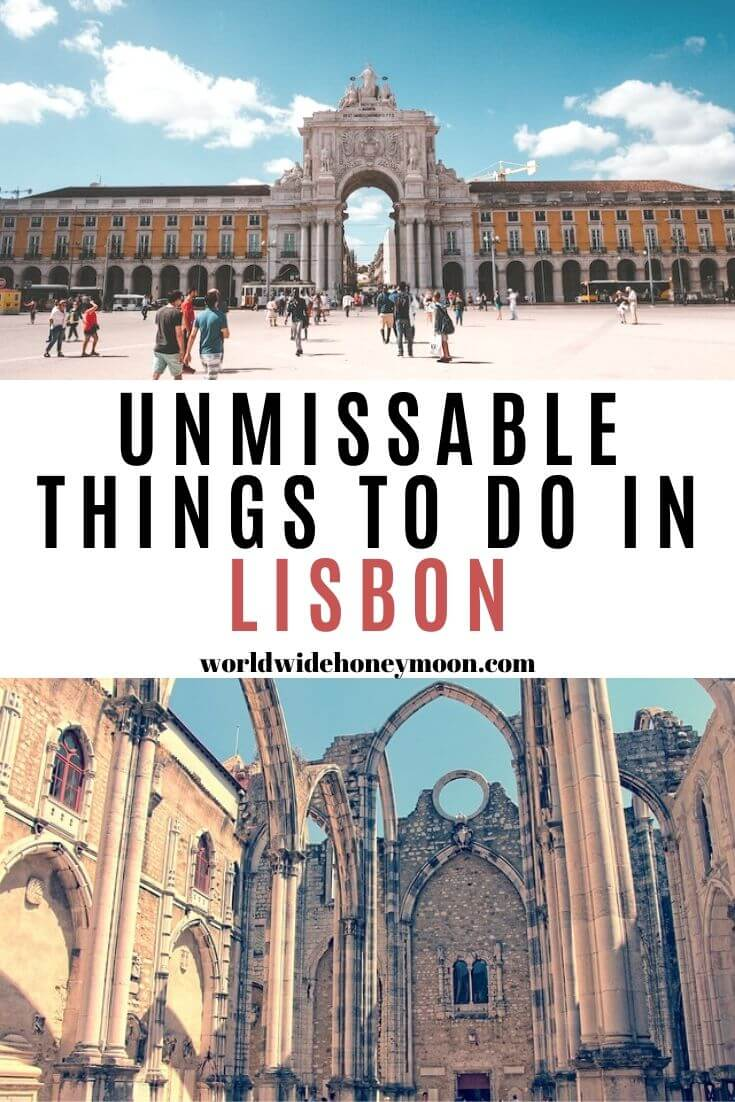Unmissable Things to do in Lisbon - 2 Days in Lisbon - 2 Day Lisbon Itinerary - Lisbon Day Trips